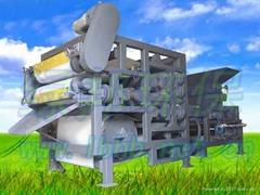污泥脫水設備加壓壓泥機