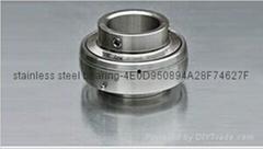 stainless steel spherical radial ball bearings:SUC206