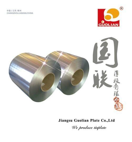 tinplate coil MR SPCC 5