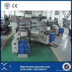 PP board extruder machine
