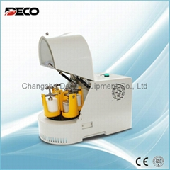 High Efficiency 0.4L Vertical Lab Planetary Ball Mill Desktop Type