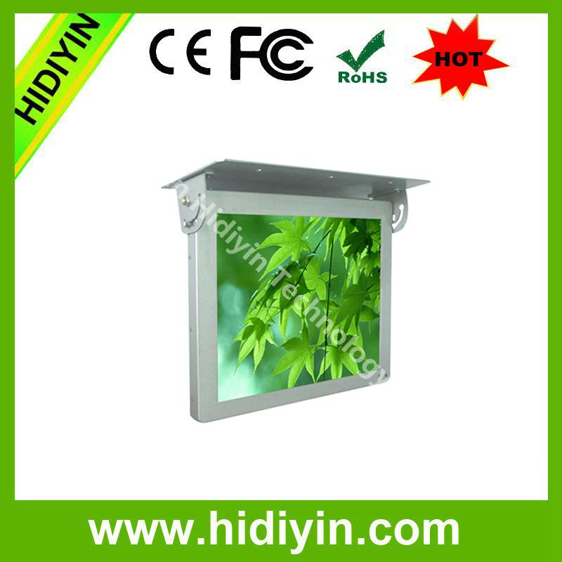 15 inch bus roof-fixed android digital signage 1