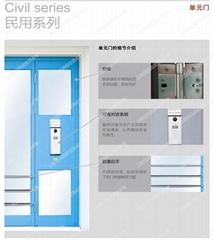 上海軒源非標單元門
