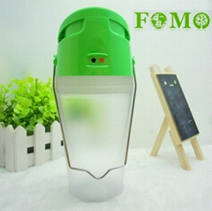 Hot Sale Portable Solar LED Cup Lamp Waterproof 0.5W Best Lamp For Travelling