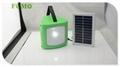 2014 HOT Solar LED Lamp Portable