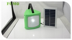 2014 HOT Solar LED Lamp Portable Waterproof Outdoor Energy Solar Lamps 2200mAh H