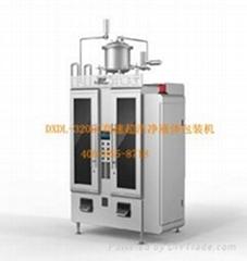 高速超洁净豆浆包装机