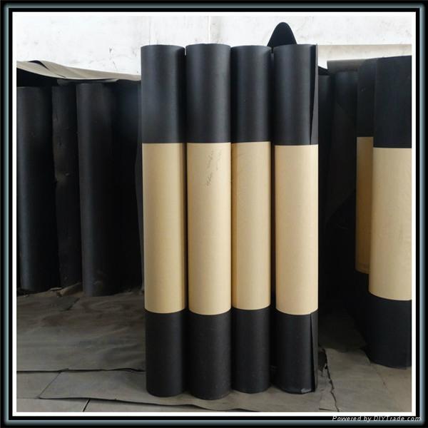 Roofing Underlayment Waterproof Black Building Paper Astm