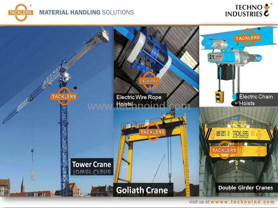 Topkit Tower Crane - 3 Ton to 40 Tons 4