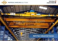 EOT Cranes and Hoists Manufacturers