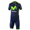 2014 Hot Sale Short Sleeve Cycling set