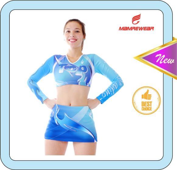 High quality Cheerleading Uniform 1