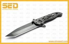 Alum Handle Folding Knife