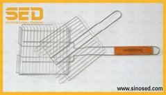 Portable BBQ Grill Basket