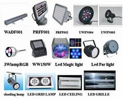 LED Par Light led wall washer Magic light