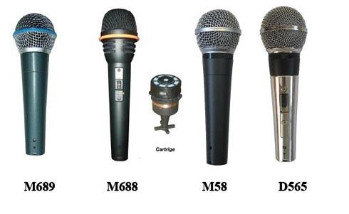 WIRE MICROPHONE  1