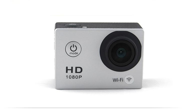 SJ4000 Wifi Action Camera 1080p Night Vision Action Camera HD 720p Action Camera 2