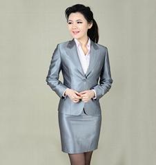 女士時尚職業裝套裙