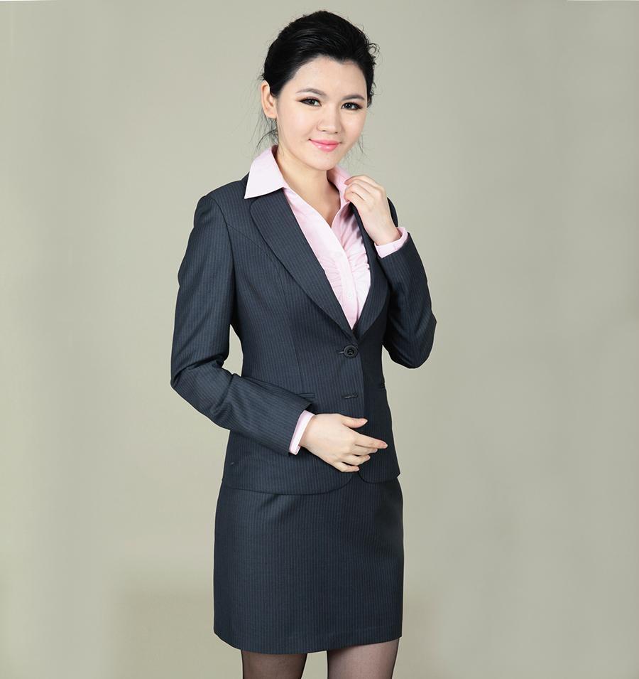 女士商務套裙 1