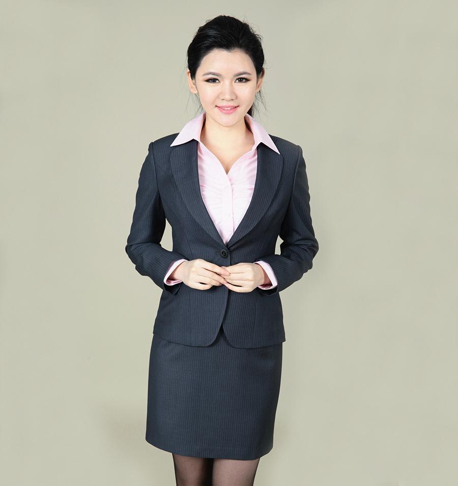 女士商務套裙 3