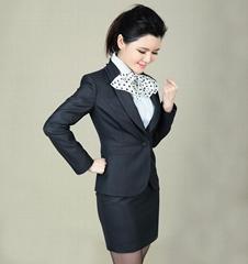 女士商務正裝套裙