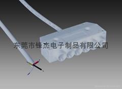 RGB燈條連接器