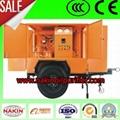 ZYM Trailer type Vacuum Insulating Oil