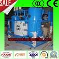 TY Vacuum Turbine Oil Purifier 1