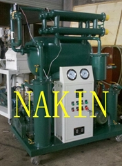 ZY Vacuum Insulation Oil Filtering Machine
