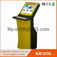 Custom made Selfservice Bill payment kiosk machine