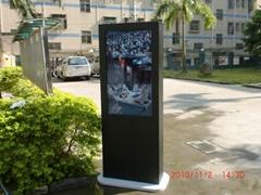 42 inch 1500nits outdoor touch screen lcd advertising player