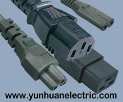Brazil Power Supply Cord Extension Socket