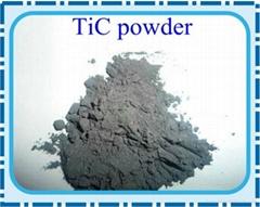 metallic carbide powder