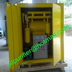 Insulation Dielectric Oil Purifier Machine