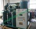 Vacuum Lubricant Oil Purifier filtration machine 1