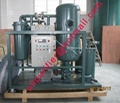 Emulsified Gas Turbine Oil Purification