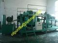 Car Engine Oil Distillation Recycling