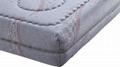 MS802 Plush pillow-top Mattress with Natural Latex & Pocket Spring 2