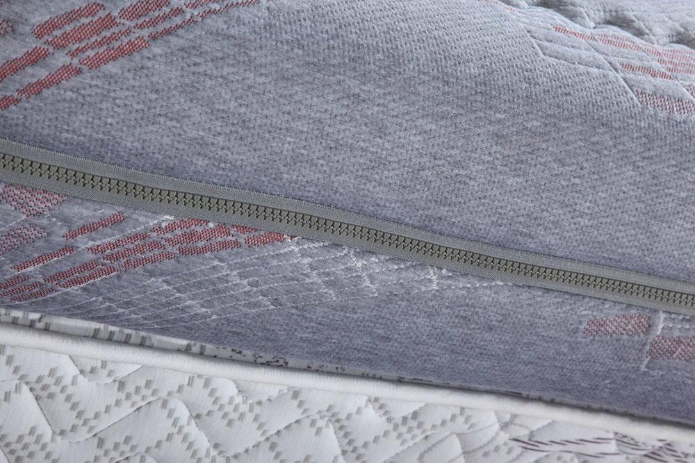 MS802 Plush pillow-top Mattress with Natural Latex & Pocket Spring 3