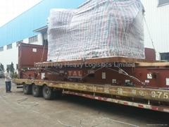 Project Cargo Solution International Transportation