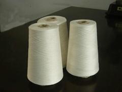 Slub yarn cotton yarn