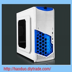high quality full tower atx gaming computer case pc case