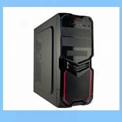 popular modern atx gaming computer case