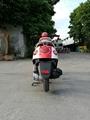 YOYO long export motorcycle