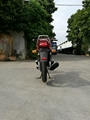 可與鈴木互換的高品質GS125型HJ125-7A銀豹出口摩托車 2