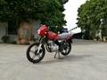 可與鈴木互換的高品質GS125型HJ125-7A銀豹出口摩托車 3