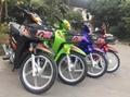 GM Dayang parts WAVE110 DY110-2 type Thai Honda exports Haitian motorcycle 3