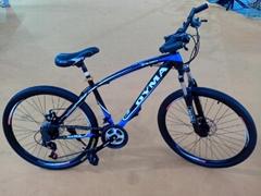 MTB bicycle Mountain bike