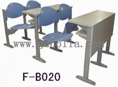 大學生階梯教室課桌椅
