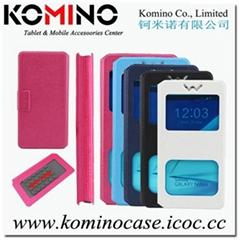 komino window universal smartphone cover